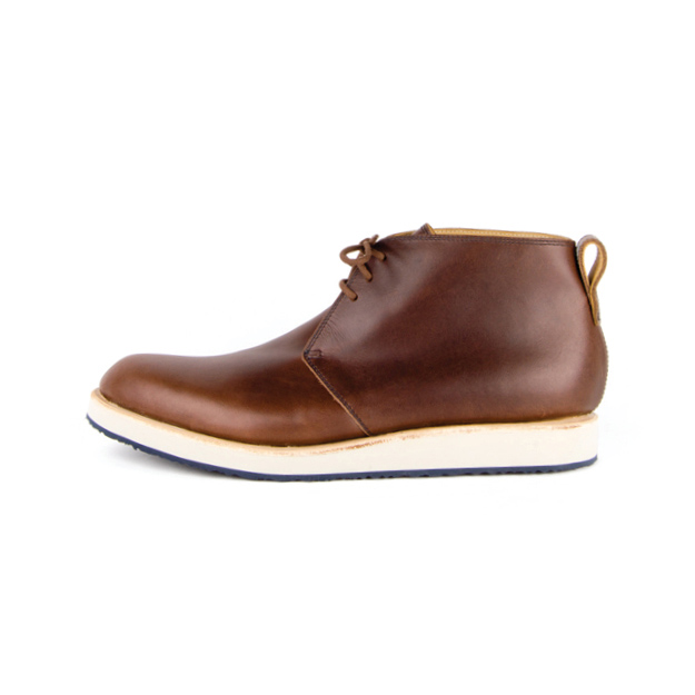 Men's Brown Ambler Boot | Cord Shoes + Boots