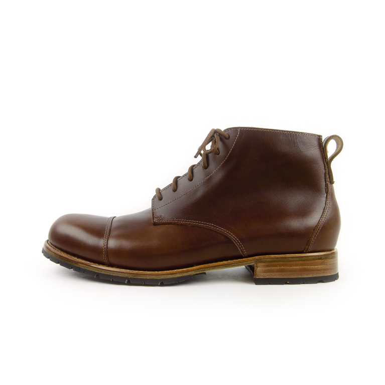 Men's Brown Mercer Boot | Cord Shoes + Boots