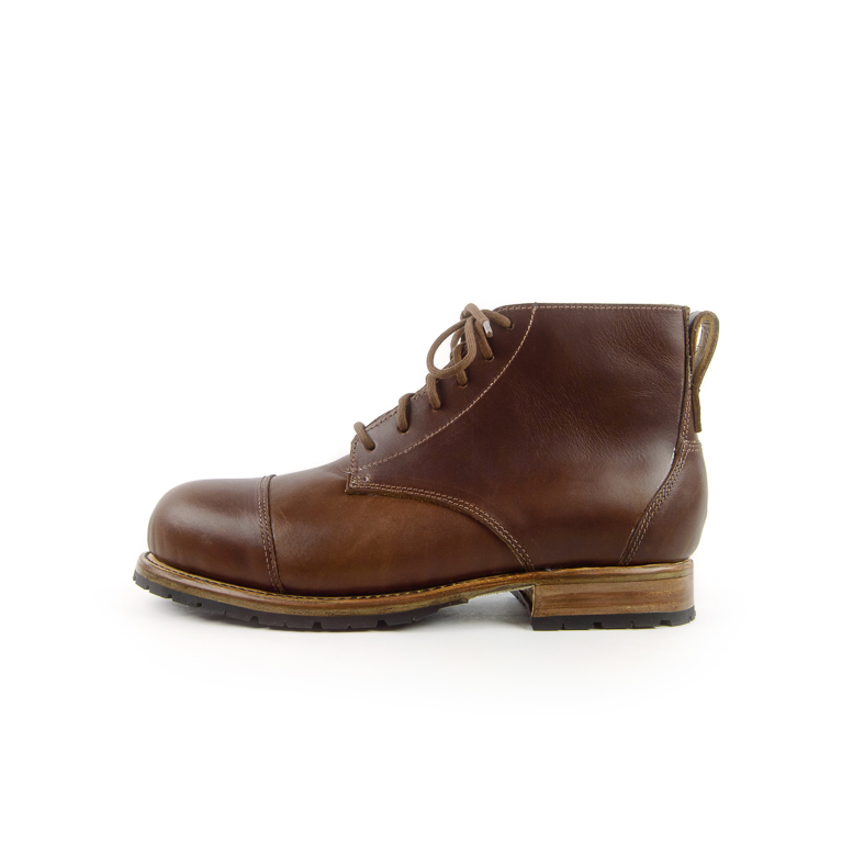 Women's Brown Mercer Boot | Cord Shoes + Boots