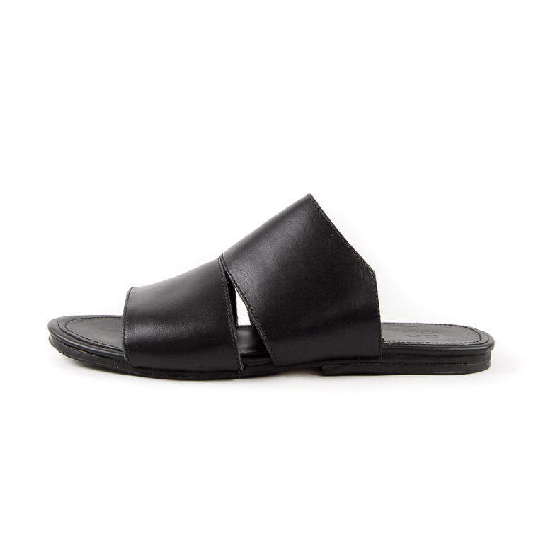 Midcity Sandal in Black | Women's Sandals | Cord Shoes + Boots