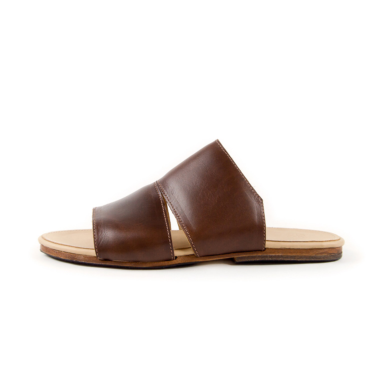 Midcity Sandal in Brown | Women's Sandals | Cord Shoes + Boots