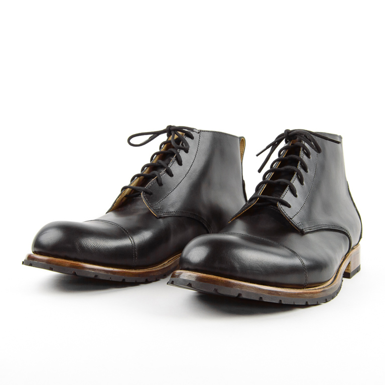 Mercer Boot | Black | Men | Cord Shoes and Boots