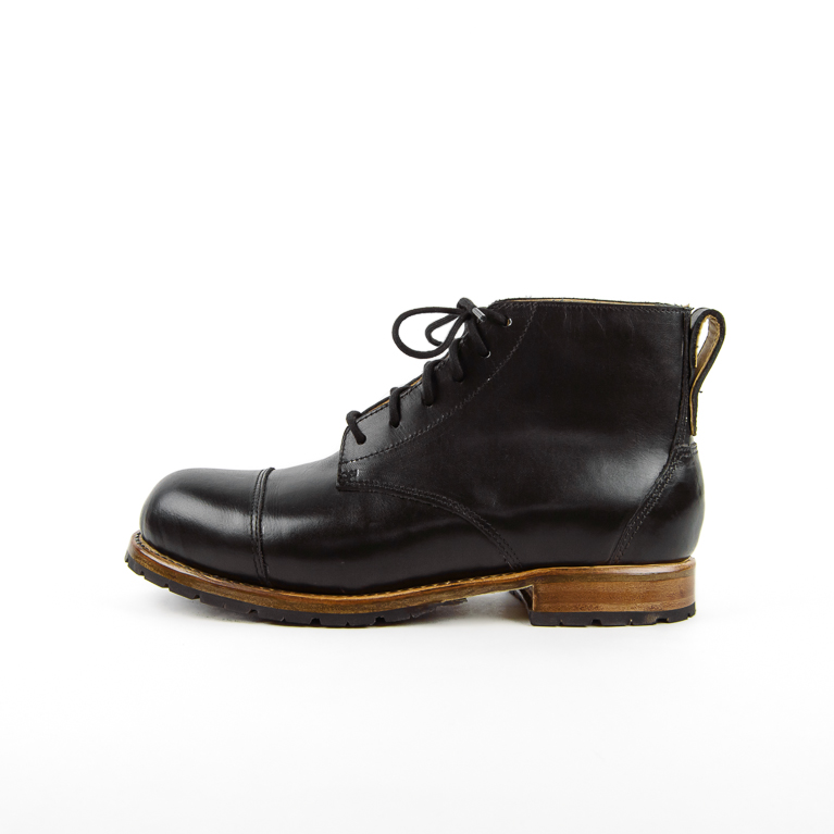 Mercer Boot | Black | Women | Cord Shoes and Boots