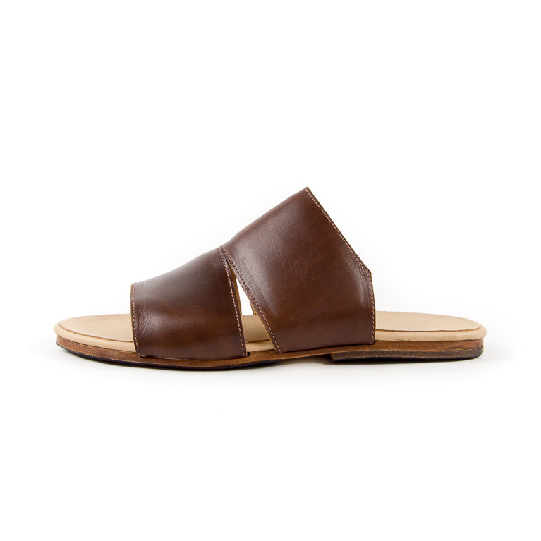 Women's Midcity Sandal in Brown | Cord Shoes and Boots | Made in the USA