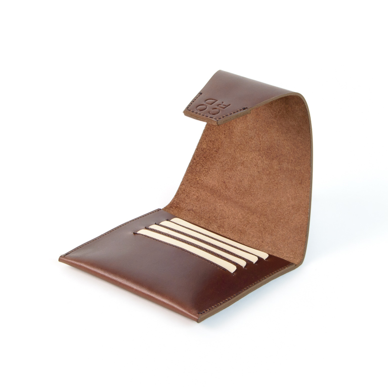 Slim Leather Wallet | Cord Shoes and Boots | Made in the USA